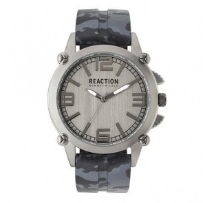 Kenneth Cole Reaction Black & Grey Mens Gents Wrist Watch RK50547003