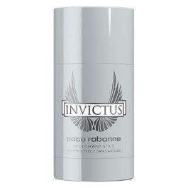 Paco Rabanne Mens Gents Invictus Deodorant Stick 75 ml