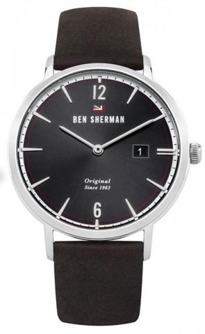 Ben Sherman Mens Gents The Dylan Social Wrist Watch WBS101BR