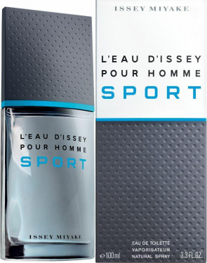 Issey Miyake Sport Homme EDT 100ml Spray Mens Gents Fragrance