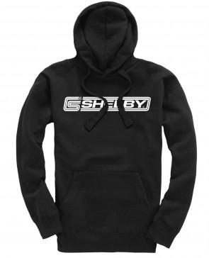 Shelby OG Logo Mens Gents Black Hoodie