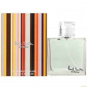 Paul Smith Mens Gents Extreme 100ml EDT Fragrance Aftershave Cologne