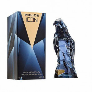 Police Icon 125ml EDP Mens Gents Aftershave Cologne Fragrance