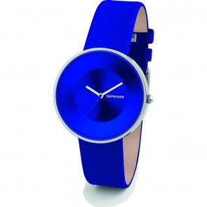 Lambretta Cielo 37 Ladies Womens Blue Silver Wrist Watch 2108BLU