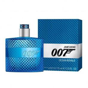 James Bond Mens Gents 007 Ocean Royale 75ml EDT Afershave Cologne Fragrance