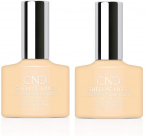 CND Shellac Luxe Ladies Womens Nail Polish Varnish Exquisite 2 Pack