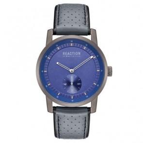 Kenneth Cole Reaction Blue & Grey Mens Gents Wrist Watch RK50084003