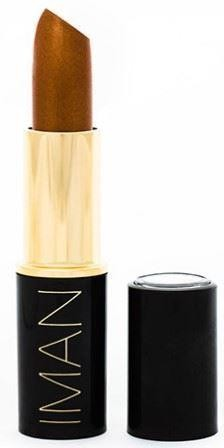 Iman Lipstick Sheer Gold