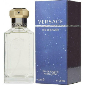 Versace Mens Gents The Dreamer 100ml EDT Fragrance Aftershave Cologne