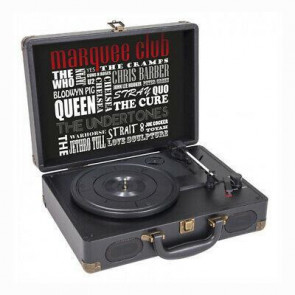 THE MARQUEE CLUB - VINYL RECORD PLAYER