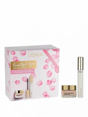 L'OREAL LADIES WOMENS AGE PERFECT BEAUTIFUL EYES 2PC SET