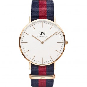 Daniel Wellington Classic Oxford Mens Gents Wrist Watch DW00100001