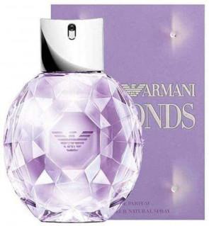 Giorgio Armani Ladies Womens Emporio Diamonds Violet 50ml EDP Perfume Fragrance