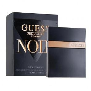 Guess Mens Gents Seductive Homme Noir 100ml EDT Aftershave Cologne Fragrance
