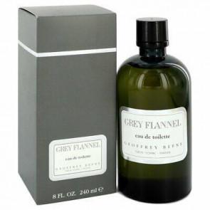 Geoffrey Beene Grey Flannel 240ml EDT Mens Gents Aftershave Cologne Fragrance