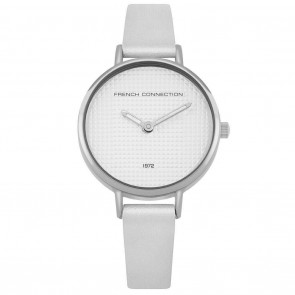 French Connection White Ladies Womens Wrist Watch  FC1319W